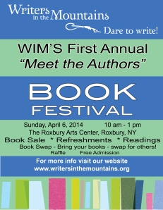 Meet the Authors Book Fair