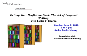 nonfiction book proposal