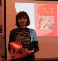 How Art Is Made, Book Release 2017