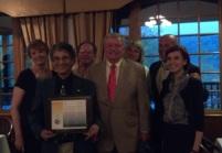 Chamber Award May 2012