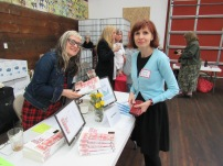 WIM Book Fair 2016 with Sari Botton