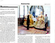 How Art Is Made in The Woodstock Times March 19, 2017