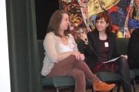 With Author Jenny Milchman