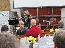Keynote Speaker Martha Frankel