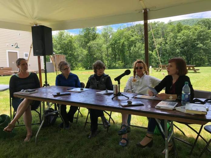 Catskill Mountain Story Festival June 15, 2019 WIM Panel